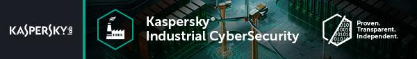 Ochrana priemyslu Kaspersky