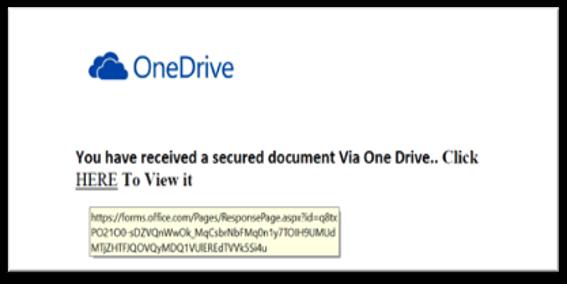 OneDrive Document príklad