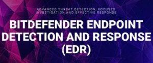 bitdefender EDR