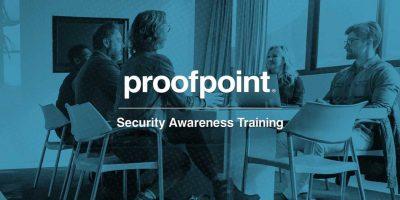 Tréning počítačovej bezpečnosti od Proofpoint
